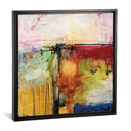 """Room For Thought // Michel Keck (18""""W x 18""""H x 0.75""""D)"""