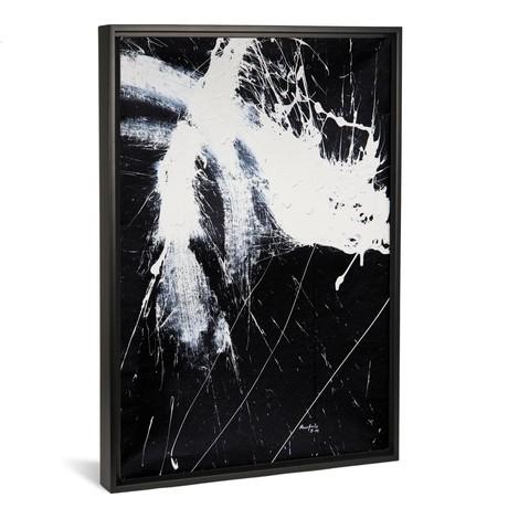 """Black & White // Shawn Jacobs (26""""W x 18""""H x 0.75""""D)"""