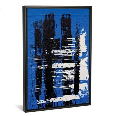 "Somber #2 // Shawn Jacobs (26""W x 18""H x 0.75""D)"
