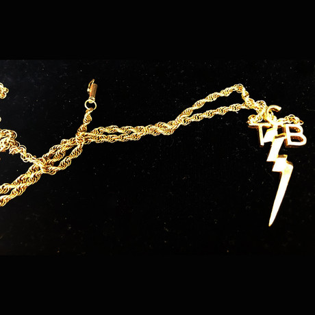Elvis Presleys Last TCB Necklace