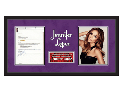 Photo of Piece Of The Past One Of A Kind Collectibles Jennifer Lopez by Touch Of Modern