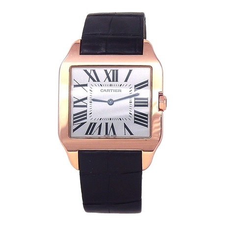 Cartier Santos Dumont Manual Wind // W2006951 // Pre-Owned