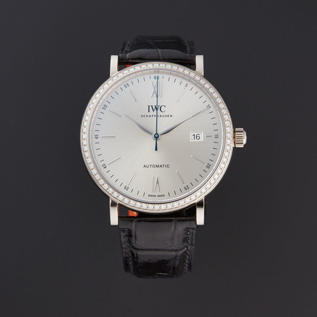 IWC Portofino Automatic // IW356514 // Store Display