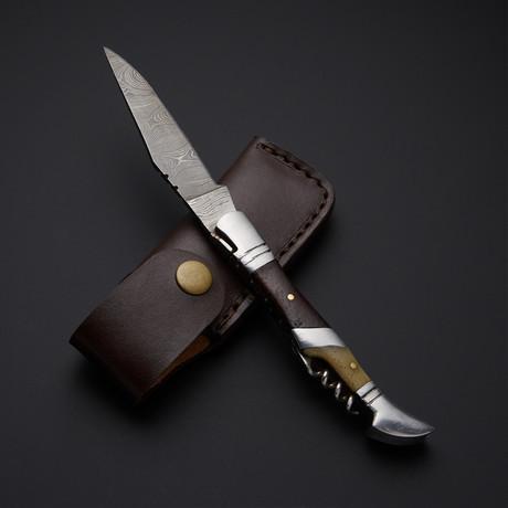 Folding Veg Knife // Maki