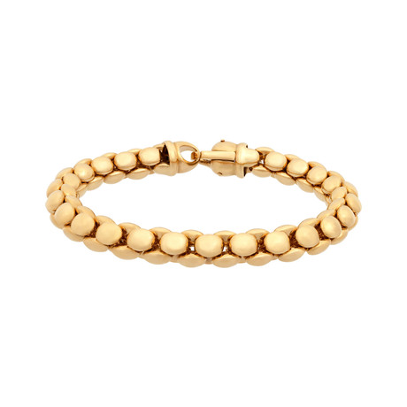 Bucherer 18k Yellow Gold Bracelet