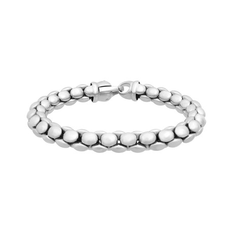 Bucherer 18k White Gold Bracelet