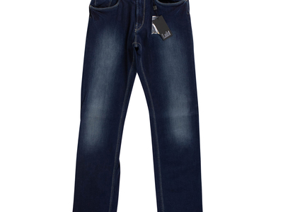 Photo of Designer Jeans Upscale Denim Pal Zileri Lab // Cotton Blend Denim Jeans // Blue (48) by Touch Of Modern