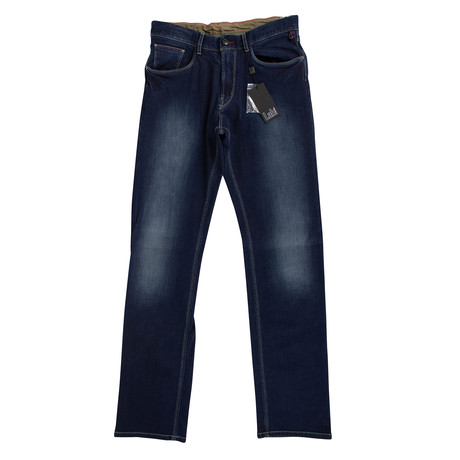 Pal Zileri Lab // Cotton Blend Denim Jeans // Blue (44)