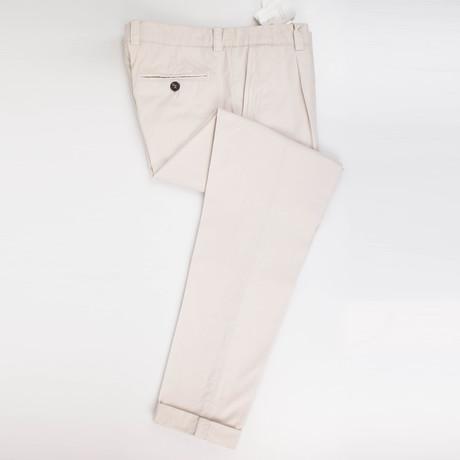 Cotton Casual Pants // Gray (Euro: 50)