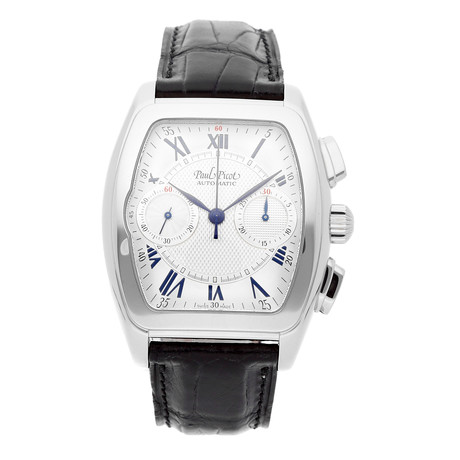 Paul Picot Majestic Chronograph Automatic // P0534.SG.1021.7203 // New