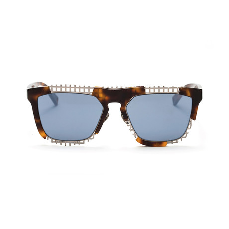 Coz Sunglasses // Soft Tortoise + Gunmetal Mirror