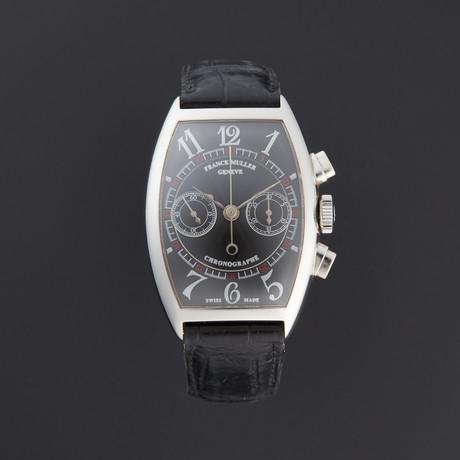 Franck Muller Casablanca Chronograph Automatic // 5850 CC // Pre-Owned