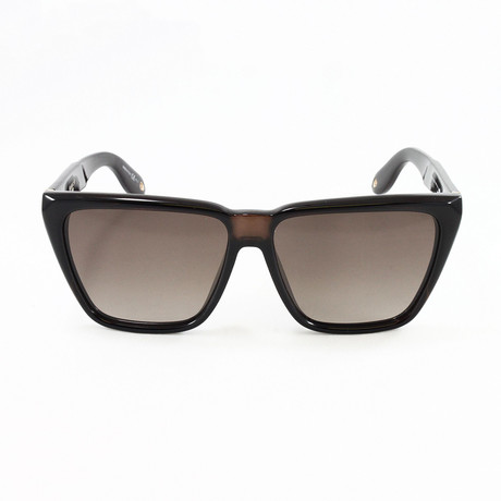 Women's GV7002S Sunglasses // Brown Mirror