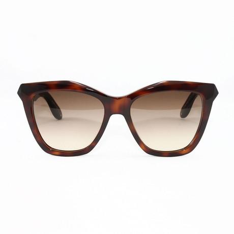 Women's GV7008S Sunglasses // Havana Black