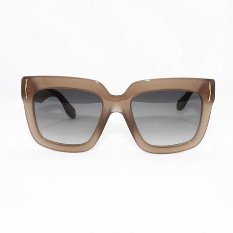 Women's GV7015S Sunglasses // Mud Beige