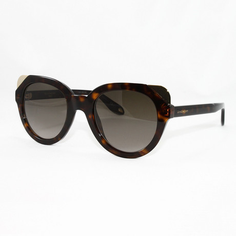 Women's GV7053S Sunglasses // Havana Brown