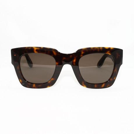 Women's GV7061S Sunglasses // Dark Havana