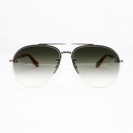 Women's GV7075S Sunglasses // Light Gold