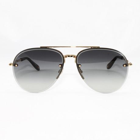 Women's GV7075S Sunglasses // Gold