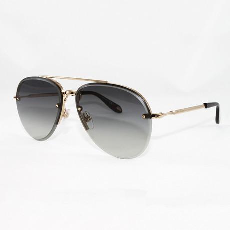 Men's GV7075S Sunglasses // Gold