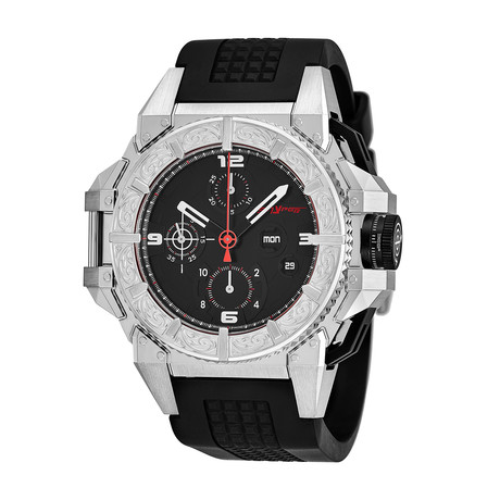 Snyper Chronograph Automatic // 10.405.00S // Store Display