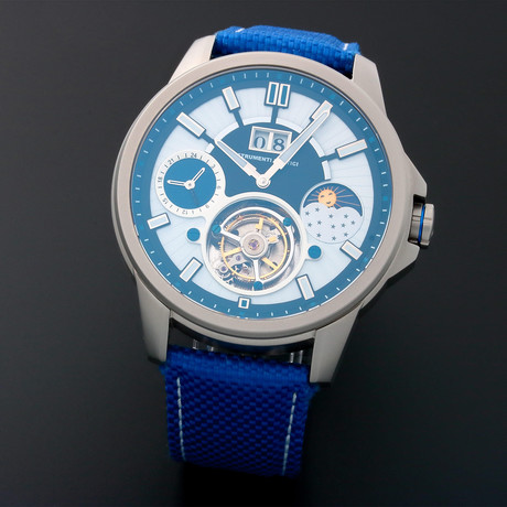 Strumenti Nautici Tourbillon Automatic // SNS06.00.082 // Store Display
