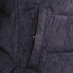 Bergil Suede Vest // Purple (XS)