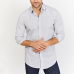 Paul Oxford Button Up // Gray (2XL)