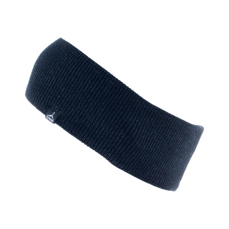 Merino Headband (Dark Gray)