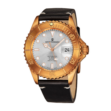 Revue Thommen Diver Automatic // 17571.2592 // Store Display