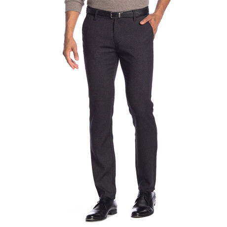 Jordan Stretch Comfort Pants // Black (30WX32L)