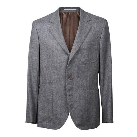 Michel Suit // Gray (Euro: 48)