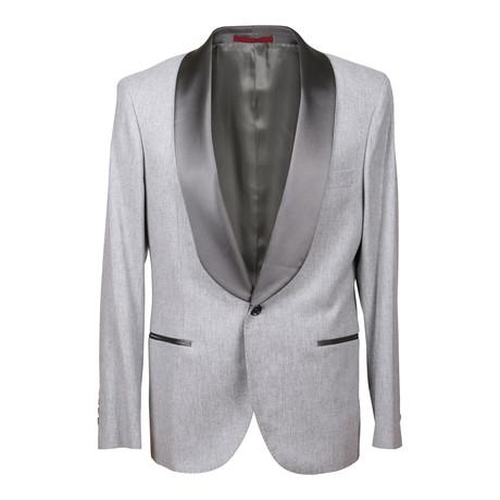 Christiano Tuxedo Suit // Gray (Euro: 48)