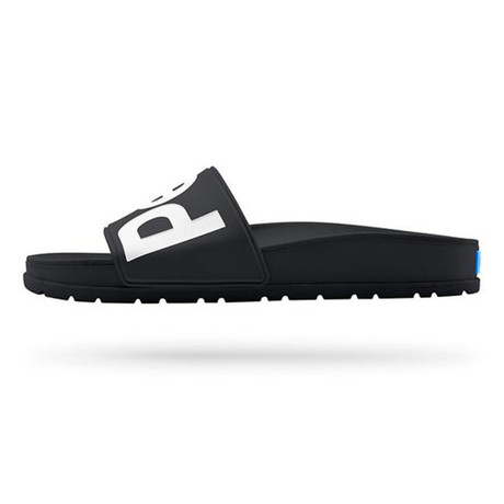 Lennon Slide // Black (US: 7)