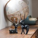 Dear Deer Pliers // Standing (Matte White)