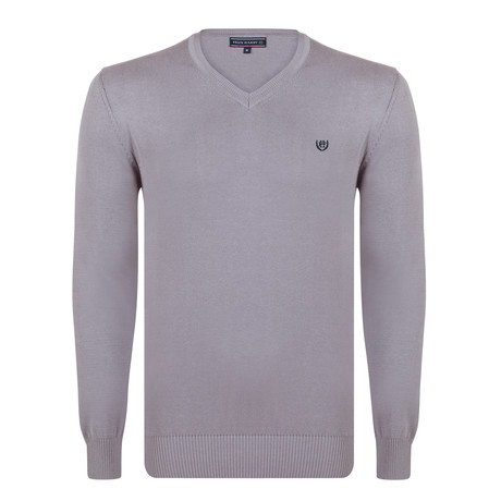 Brian Sweater // Gray (XS)