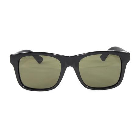 Men's GG0008S Sunglasses // Black