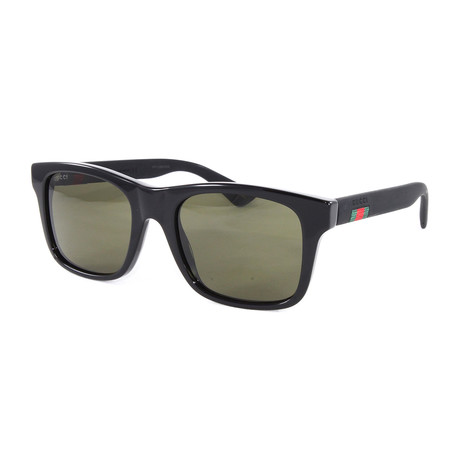 Men's GG0008S Sunglasses // Black