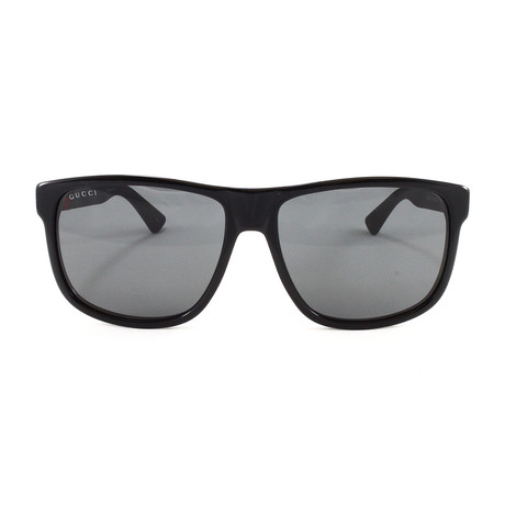 GG0010S Sunglasses // Black