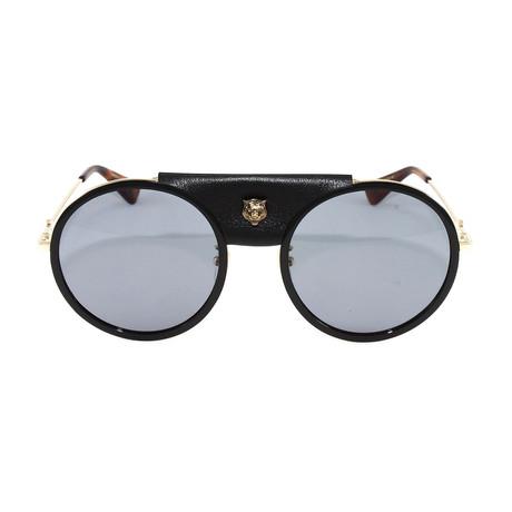Men's GG0061S Sunglasses // Gold