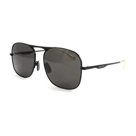 Men's GG0335S Sunglasses // Black