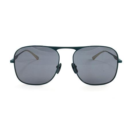 Men's GG0335S Sunglasses // Green