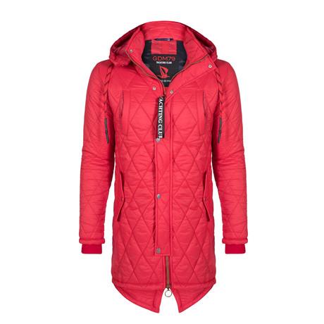 Michele Winter Coat // Red (S)