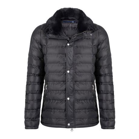 Giacomo Winter Coat // Black (S)