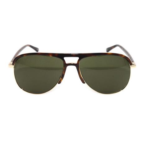 Men's GG0292S Sunglasses // Avana