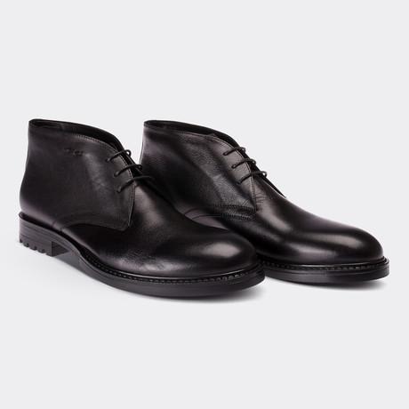 Humberto Boots // Black (Euro: 38)