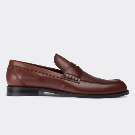 Ishaan Loafer Moccasin Shoes // Tab (Euro: 38)