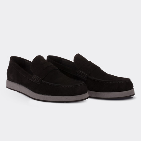 Maxwell Casual Shoes // Black (Euro: 38)