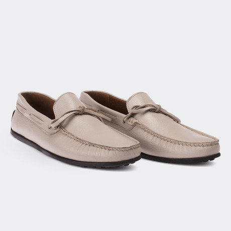 Jaylen Loafer Moccasin Shoes // Beige (Euro: 38)