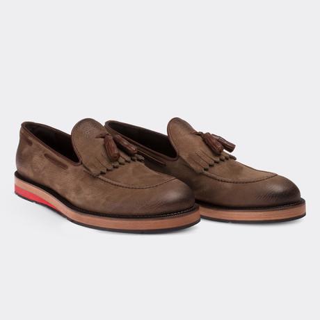 Hugo Loafer Moccasin Shoes // Mink (Euro: 38)